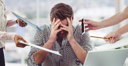 Jak radzić sobie ze stresem? Czy olej konopny CBD pomaga? CBD a stres.